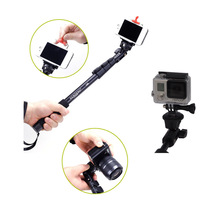 2014 New Arrival&Freeshipping Yunteng 188 tripod monopod for camera phone monopd  for gopro max123 Super quality