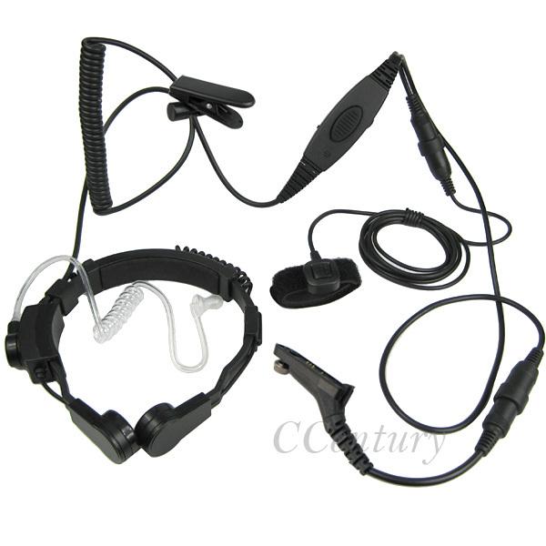 Headset for cb radio