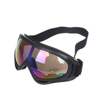 Outdoor windproof x400 tactical mirror goggles windproof sand motorcycle goggles