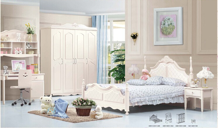 the Mediterranean style beds elegant beds home designs factory wholesale luxury bedroom furniture hot sale(China (Mainland))
