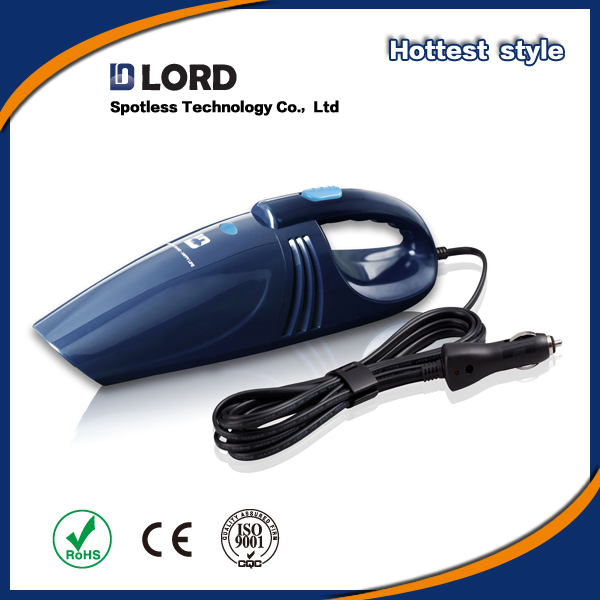 Electric DC power motor corded hand held UV light water suction car vacuum cleaner(China (Mainland))