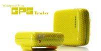 Waterproof Mini GPS Tracker with SOS Button, SMS Alerts