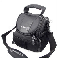Camera Case Bag for Fuji Fujifilm FinePix S4500 S4200 S4000 S2995 S2950 S2900HD HS30EXR HS25EXR HS20EXR X-S1 X-E1 SL300 SL240