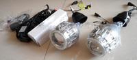 FREE SHIPPING/ G8 HID xenon Bi xenon projector lens hid conversion kit H1/H3/H7/H8/H9/H10/H11/H13/9004/9007/HB3/HB4 4300K 6000K