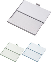 ALUMINUM Business Credit ID Card Case Holder