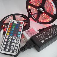 Popular LED Strips Precious Charming LED Light Strips IR Control Box 30pcs LED/Meter 10M Length Hot Sale C5N1RG*2+I44+5A