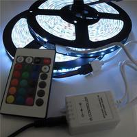 Effective LED Strips Precious Popular LED Light Strips Remote Controller 10A IR Control Box DC 12V 5050 SMD C5W3RG*2+DR