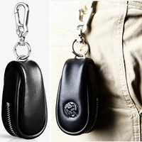 2014 NEW purse High Quality Brand Car Necessory Leather Key Holder men wallets Fashion Key Wallets Loveable Car keys