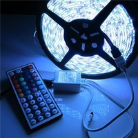 Super Bright 5050 SMD RGB LED Strips 5M Length LED Light Strips Set High Intensity and Reliability Hot Sale C5W3RGI44