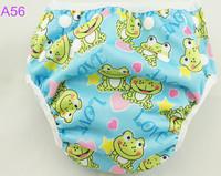 adjustable unisex character baby swim diaper,baby swimming diapers & nappy for newborn, minnie cute baby swimwear baby trunks