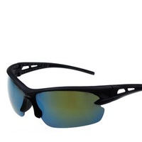 2014  Male And Female Sport Riding Glasses Windproof  3105