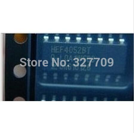 Hef4052bt IC аналоговый MUX
