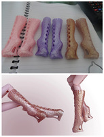 Wholsale Price 50 pairs/lot shoes for Original Monster High dolls& Ever High Dolls Free shipping Monster High doll's Accessories
