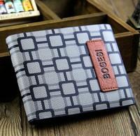 Free shipping+2014 fashion Men Wallet+ Men Purse+Men rfid card leather wallet+Genuine leather+ wholesale W-B23