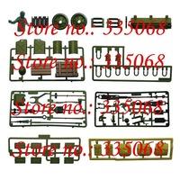 HENG LONG 3898/3898-1 RC tank Sherman M4A3 1/16 spare parts No.Accessory box / plastic parts