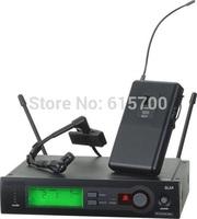 Professional SLX14 / BETA 98H Guitar saxophone Instrument wireless Microphone system