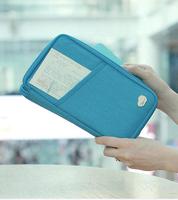 New fashion pocket card bag purse wallet passport cover travel bag documents passport covers case passport holder