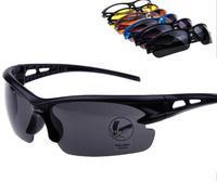 2014  new fashion sunglasses men polarized America cycling eyewear brand teampunk coating sunglasses outdoor sunglasses men YJ01
