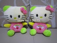 hello kitty  toy plush hello kitty birthday present soft toy kids toy girlfriend's gift one piece free shipping