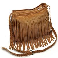 Women handbags bolsa feminina hot women messenger bags Satchel Bag designer tassel bag cross body Fringe bag women handbag