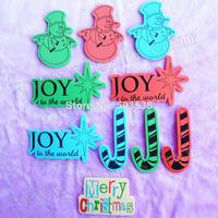 10PCS/LOT.Big size Christmas foam stickers,4 design,X'mas toys,Christmas crafts,X'mas ornament.Christmas wall stickers.Retail.