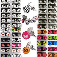 Wholesale Lots 48pairs Bulk Jewellery Mix style ear stud Earrings Charm Eardrop 4Styles