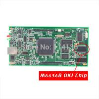 10 pcs / lot TCS CDP OKI (M6636B OKI Chip) V2013.03 with keygen +bluetooth for cars & trucks