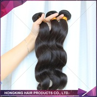 Unprocessed 100% Brazilian Virgin Human Hair Extension weave Natural Color Remy Brazilian Body Wave Queen Hair Products
