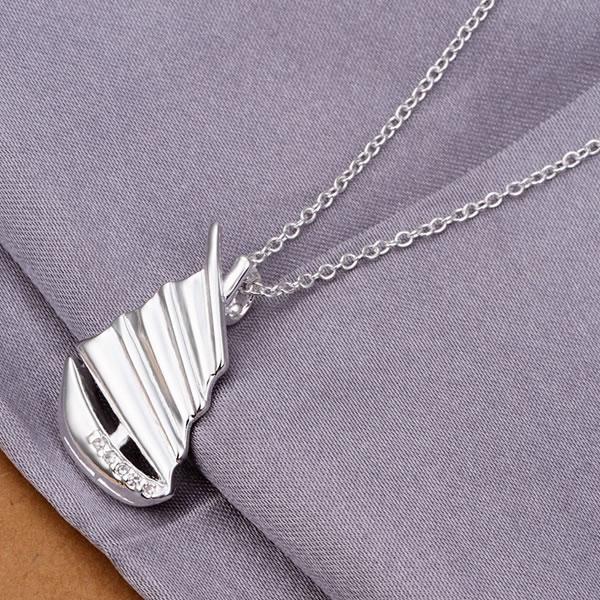 925 de plata joyería de cadenas, colgantes collar 925 collar de plata