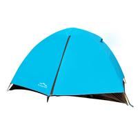 Outdoor double layer aluminum rod lovers tent zp-007