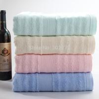 Home textile!New 100%Cotton towel,Big towel ,wave Bath towel,Size 90x180CM,680g