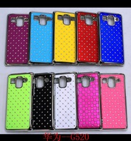 high quality crystal diamond case for huawei G520
