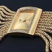 Brand New 2014 Fashion Watch Luxury Brand Ladies Quartz Women Dress Watches