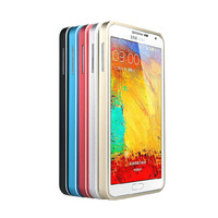 Ultra-thin Aluminium alloy Dirt-resistant Shock proof Battery Case Cover for Samsung Galaxy note 3 N9000