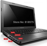 new arrival Lenovo laptop windows7 G400 intel 4GB 500GB 1GB dual core HDMI Wifi DVD-ROM 14inch free shipping
