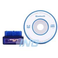 HOT Sale!! Supports All OBD2 Protocols Smart Car Diagnostic Super Mini blue ELM327 K Bluetooth  (Free Shipping)
