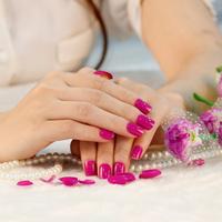 New Elegant 24 Nails Fast Easy Press On  Salon Manicure Nail Art Full Cover False Nail Drop Ship A0349