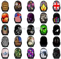 """Unisex Fashion Laptop Netbook Backpack Bag 15.6"""" Double Shoulder School BookBag/  College  Backpack Travel Bag"""