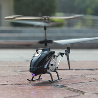 Free Shipping 3.5 Channel Mini RC Helicopter shatterproof light alloy mini remote control helicopter