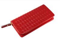 Free Shipping!2015Hot Sale Brand Designer Women Leather Wallets Lady Change Purse Fashion Women's Clutch Female Handbags