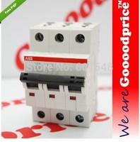 ABB Miniature Circuit Breakers S203-C63 3 Poles Tripping characteristic C NIB