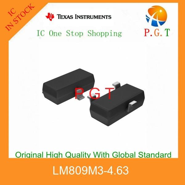 New and original LM809M3-4.63 IC MICRO RESET CIRCUIT SOT23-3 IC price(China (Mainland))