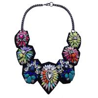 Fashion shourouk fashion necklace high quality accessories