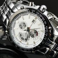 Top Sale! CURREN Watches Men Military Quartz Sports Diver Watch Full Steel Luxury Brand Fashion Army Wristwatch Free Shipping