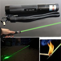 promotion! 5000MW Red / green Laser Pointer with 18650 Rechargeable Battery not include and Charger 10000M Range FREE SHIPPING