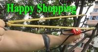 3pcs/Lot catapult velocity wrist slingshot pro hunting barnett cobra sling shot