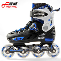 Kids professional slalom roller skates for Adults LF-805 Free Shipping