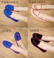 2014 Moccasins women's female flat heel shoes single shoes female fashionable casual women's flat-bottomed single shoes