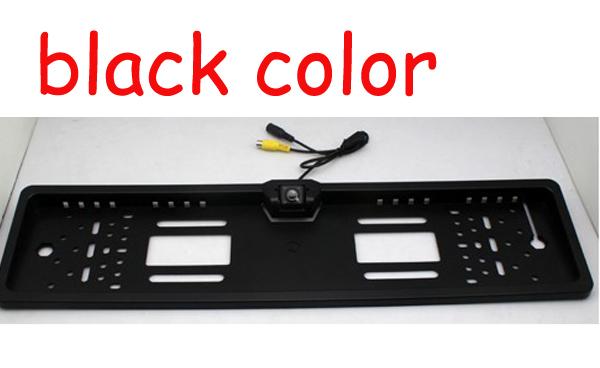 Car Rear View Camera Backup License Plate Frame Parking Reverse Camera PAL/NTSC For Car DVD,Highest quality(China (Mainland))