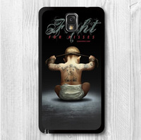 Baby Fight For Kisses Funny Protective Cover Case For Samsung Galaxy Note 3
